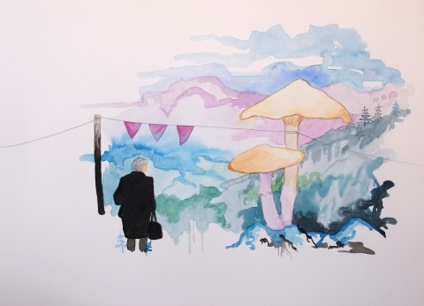 Michael-Ehrhardt-Pilze-Mushroom-Kunst-Art